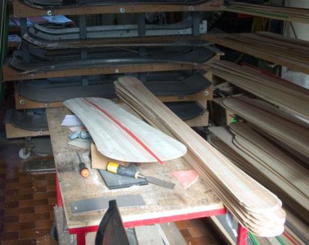Anime in legno