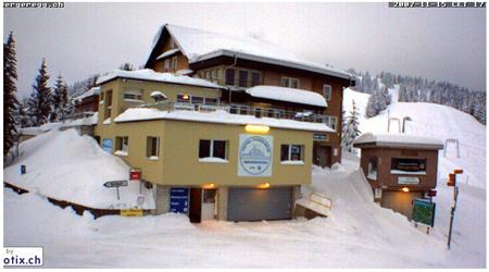 neve in svizzera