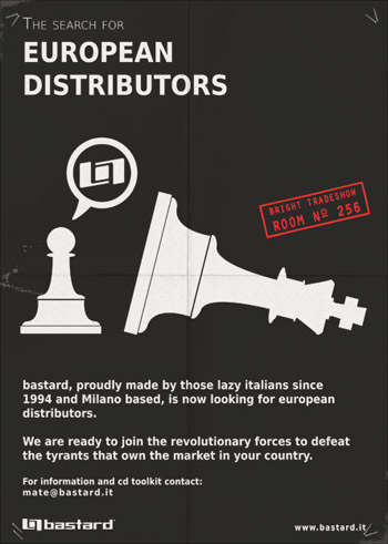 The Search for European Distributors