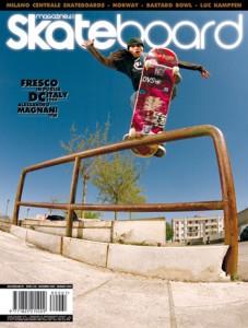 nikolai danov skateboard magazine cover