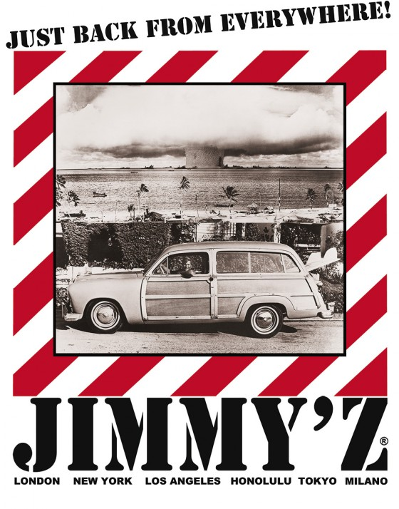 Jimmy'Z Just Back From Everywhere