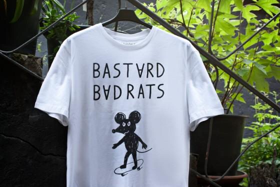 Basrats by Matteo Perazzoli x bastard