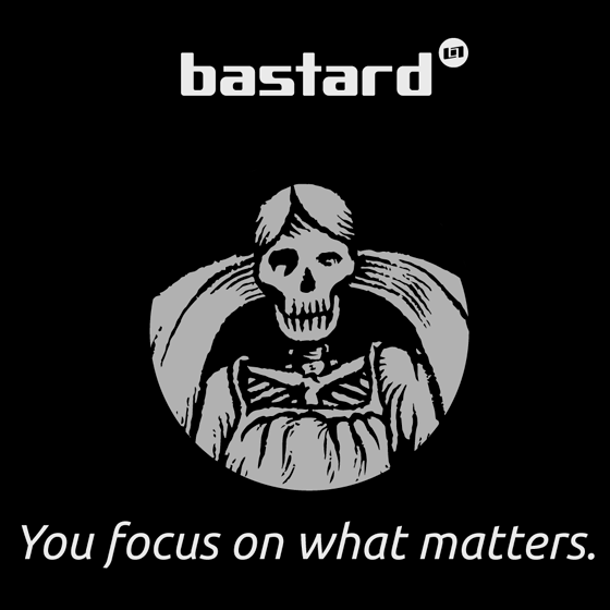 bastard-CHINO-Focus_on-what_matters-logo