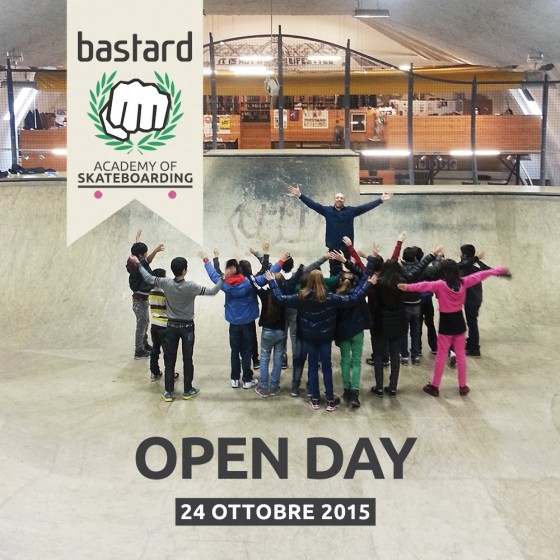 bastard Academy of Skateboarding - Open Day