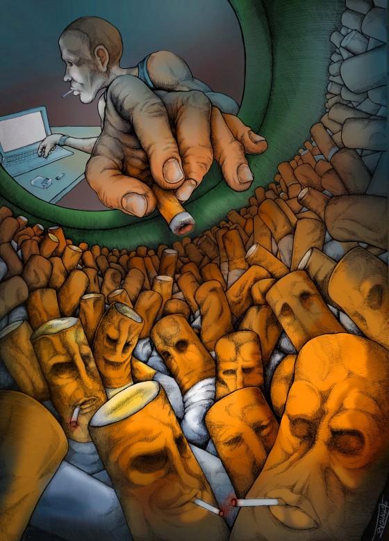 Claudio_Santoro-cigarettes