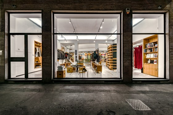 bastard store - front