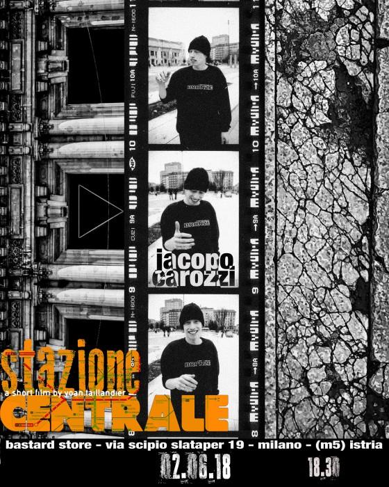 Jacopo Carozzi: Stazione Centrale