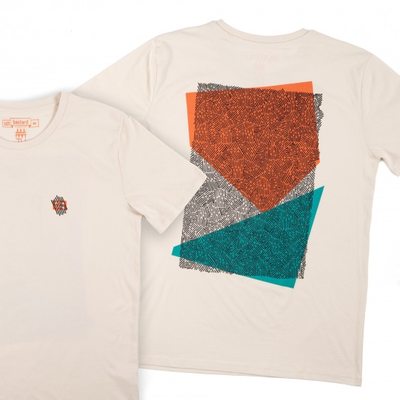 3x3x3 bastard RAIN t-shirt