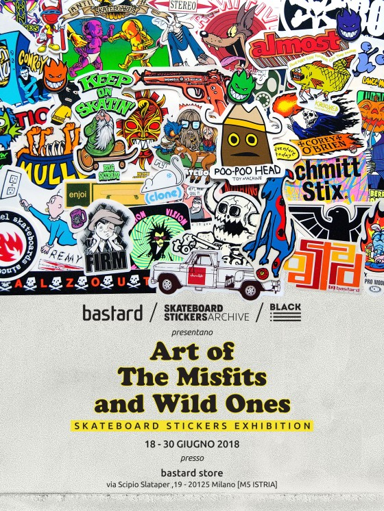 Art of The Misfits and Wild Ones
